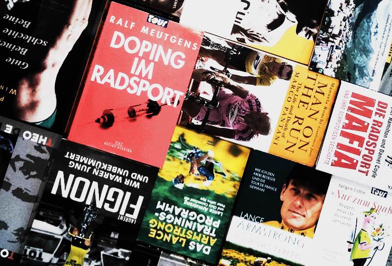 Radsportbücher Lesestoff Buchtipps Rennrad