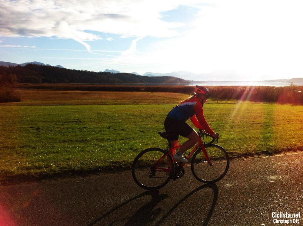Rennradsattel finden - schmerzfrei radfahren