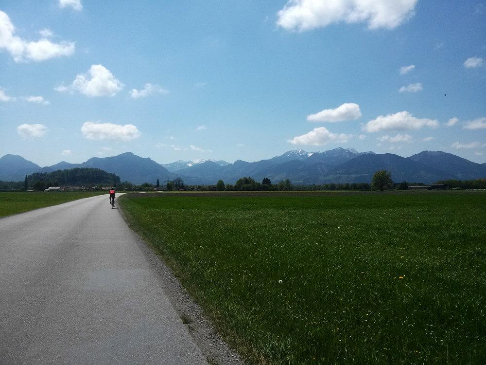 rosenheim-berge-rennrad