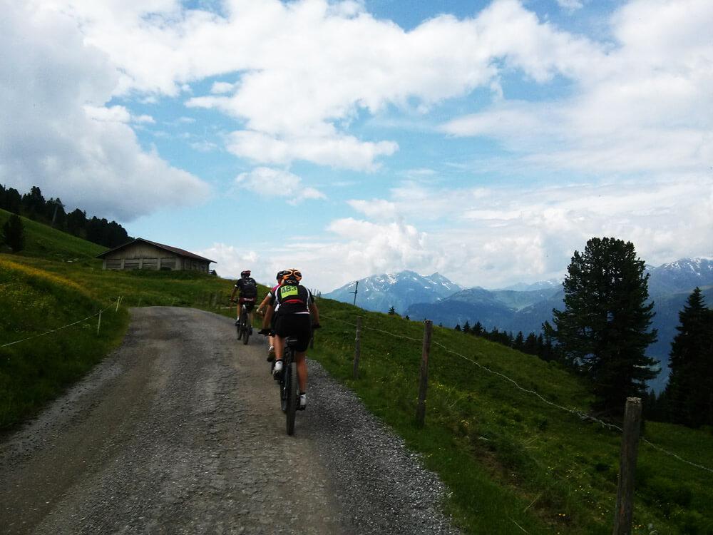 2. Etappe Zillertal Bike Challenge 2016 – Von Singletrails und anderen Abenteuern