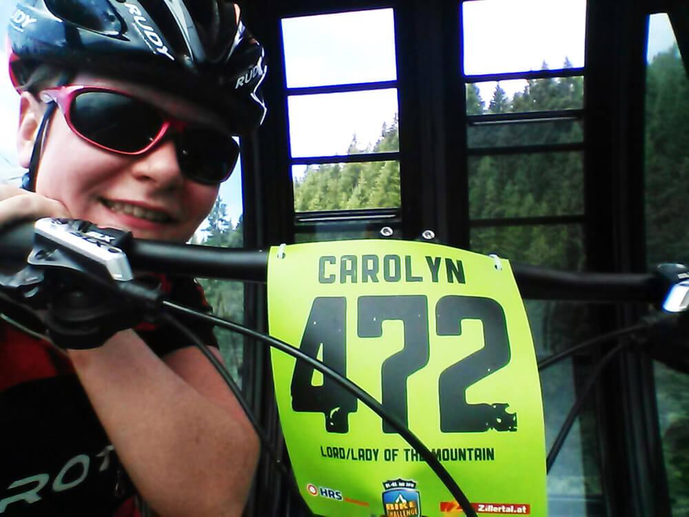 1. Etappe Zillertal Bike Challenge 2016 – Wir brutzeln uns nach oben