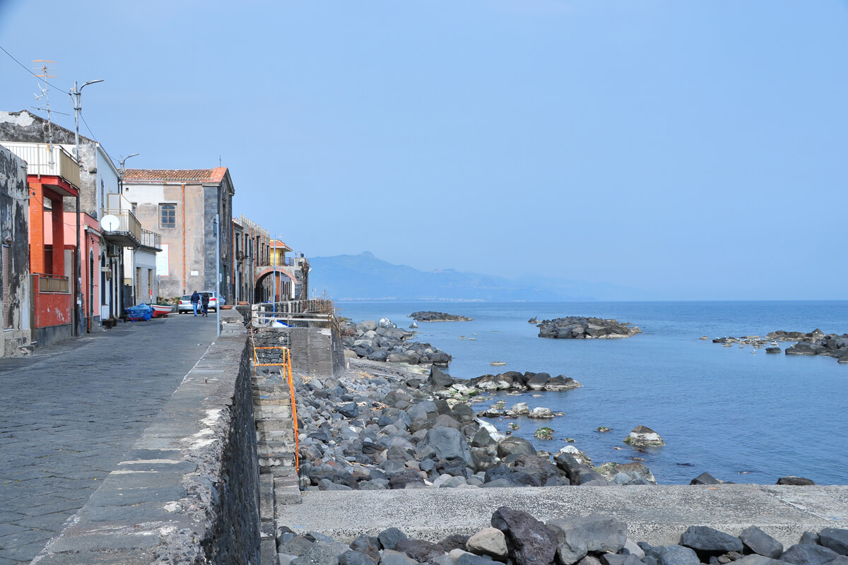 Mit dem Rennrad in Sizilien: Frühjahr am Fuße des Ätna