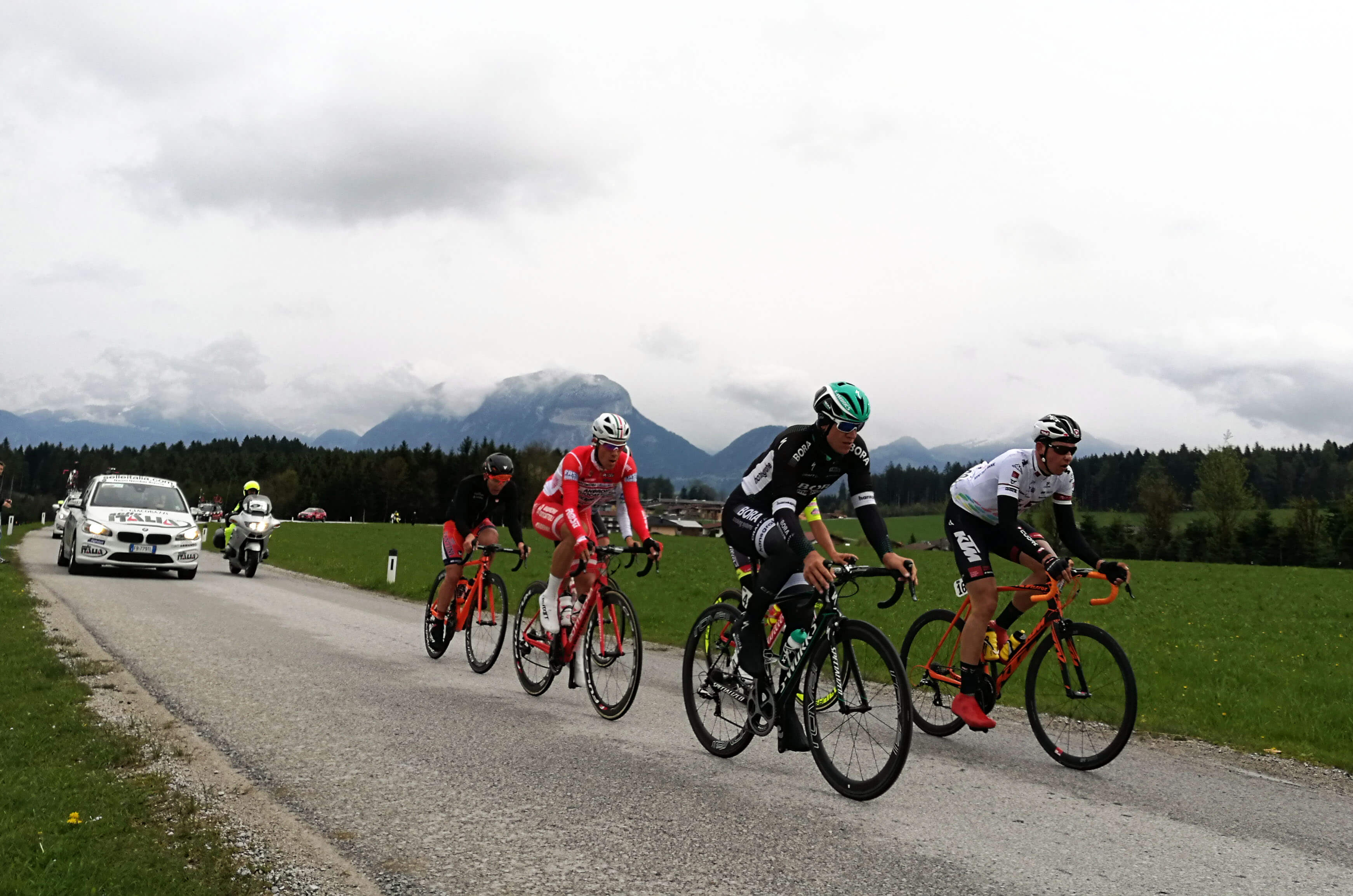 Tour of the Alps 2017 Kufstein