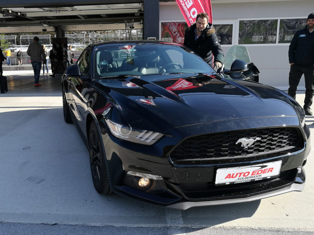 Ford Mustang Auto Eder