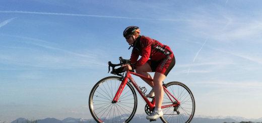Rennrad Training für Anfänger Radsport Einsteiger