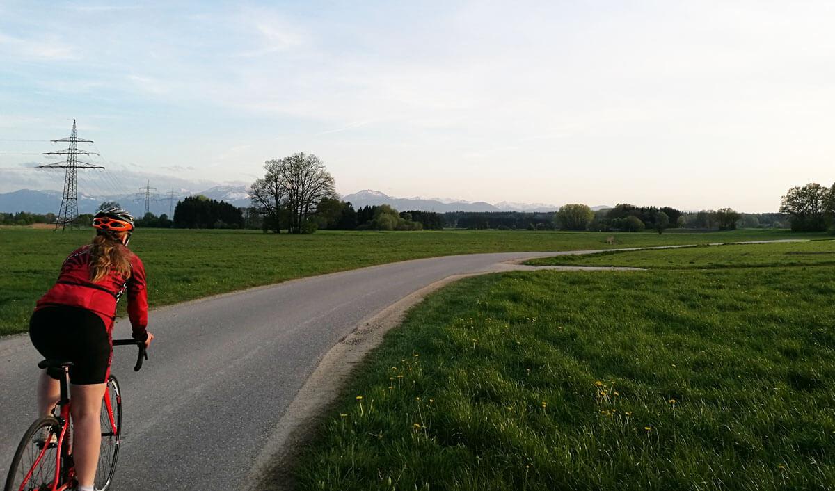Rennrad Training für Anfänger Tipps Radsport