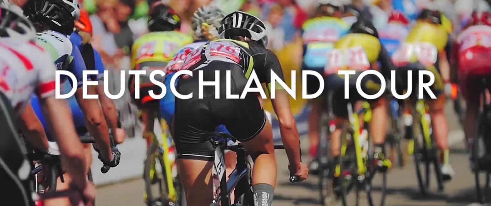 Deutschland Deine Tour 2018 Düsseldorf Stuttgart