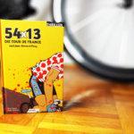 Buch 54x13 Die Tour de France Radsportbuch