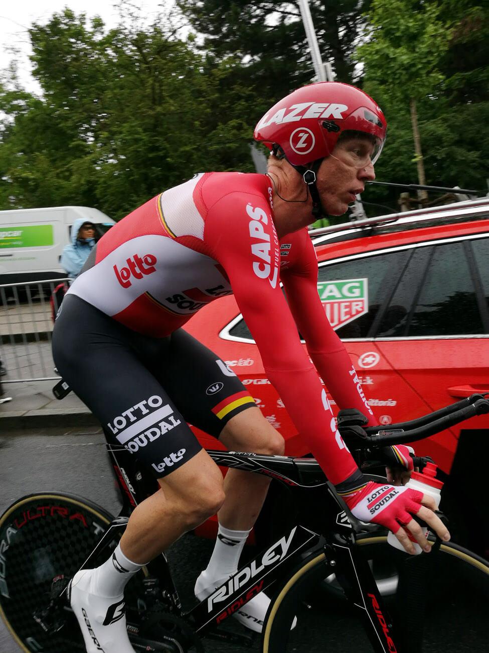 Marcel Sieberg Tour de France Düsseldorf
