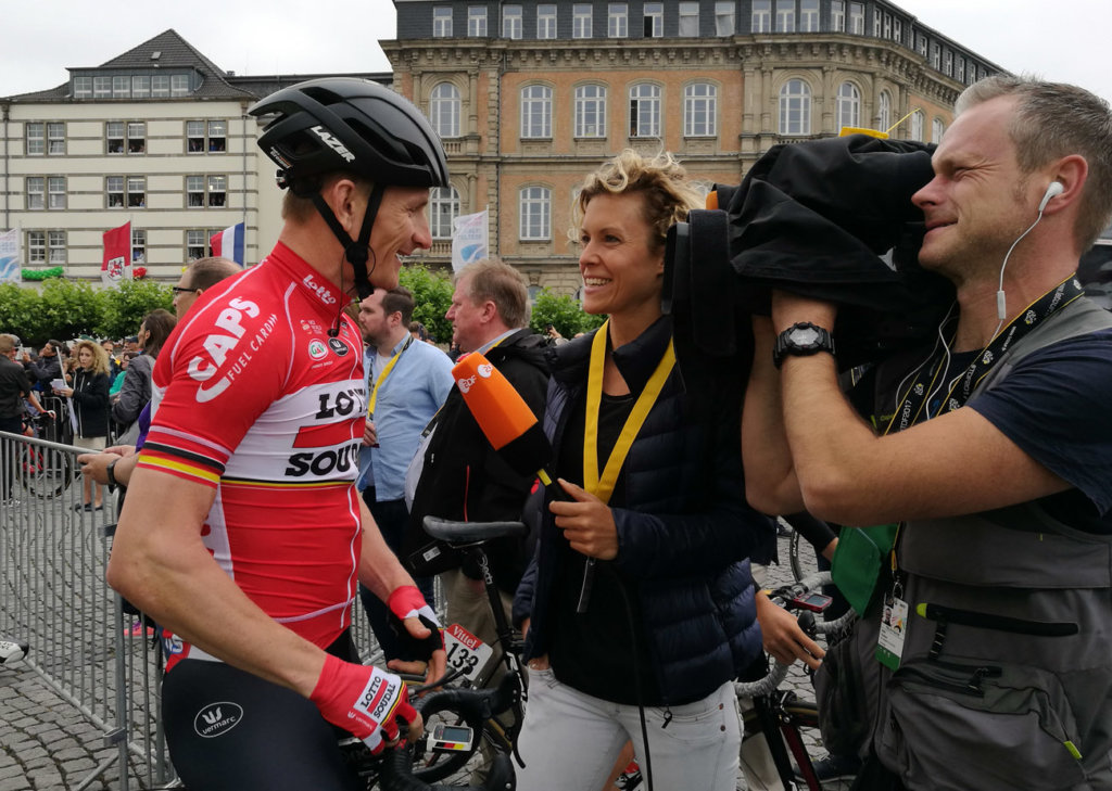 André Greipel Interview