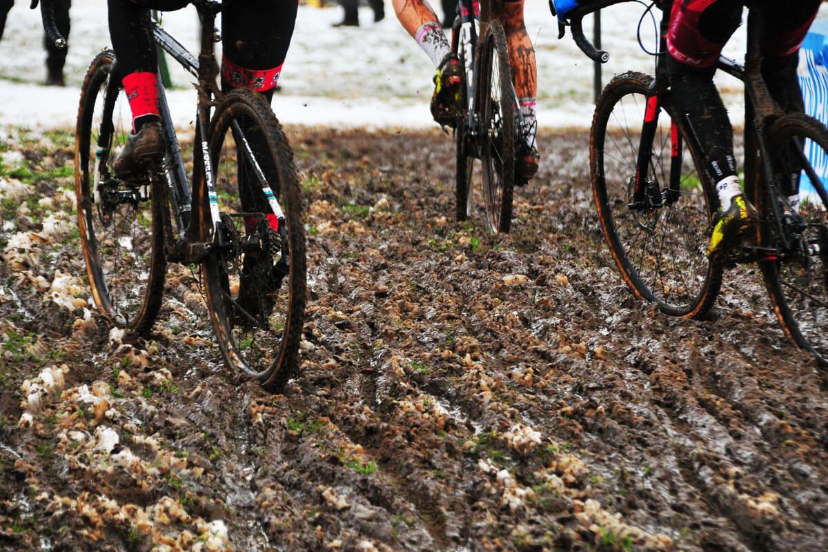 Cyclocross Overijse: Matsch, Bier, Fritten, belgische Radsportleidenschaft