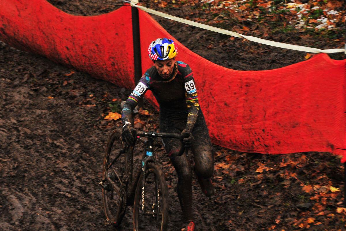 Pauline Ferrand-Prévot Cyclocross Overijse