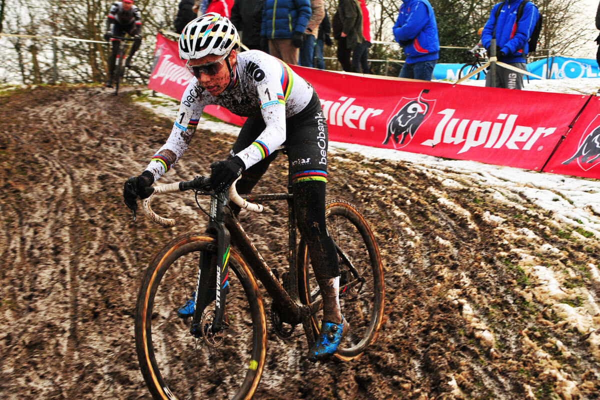 Sanne Cant Overijse Cyclocross