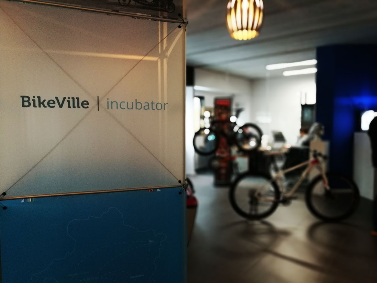 BikeVille Incubator im Bike Valley