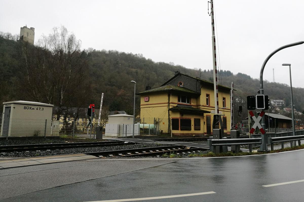 Bahnübergänge stehen im Fokus der Streckenplaner.