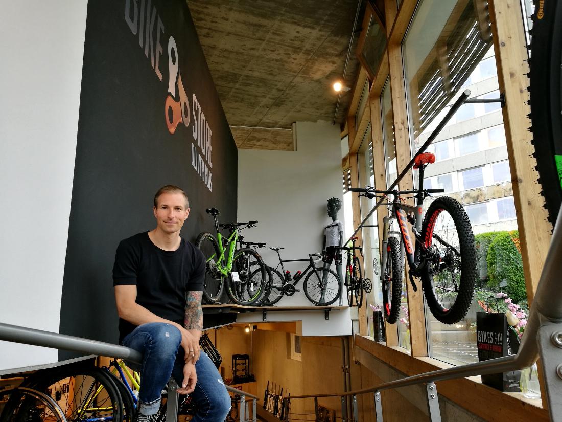 Oliver Blas Bikestore