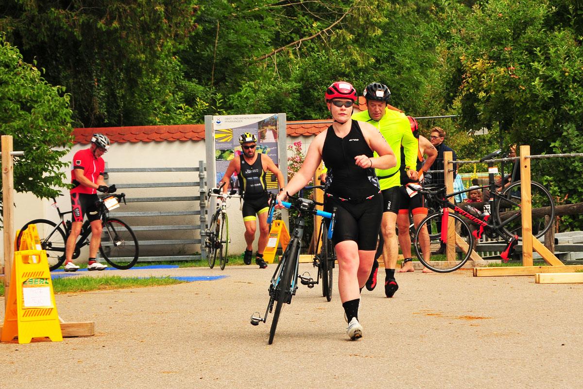 Chiemsee Triathlon Rennbericht: Heimwettkampf vor atemberaubender Kulisse
