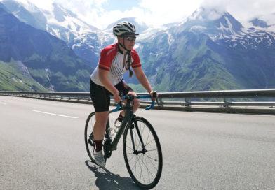 Großglockner mit dem Rennrad: episch, steil und dieser Ausblick!