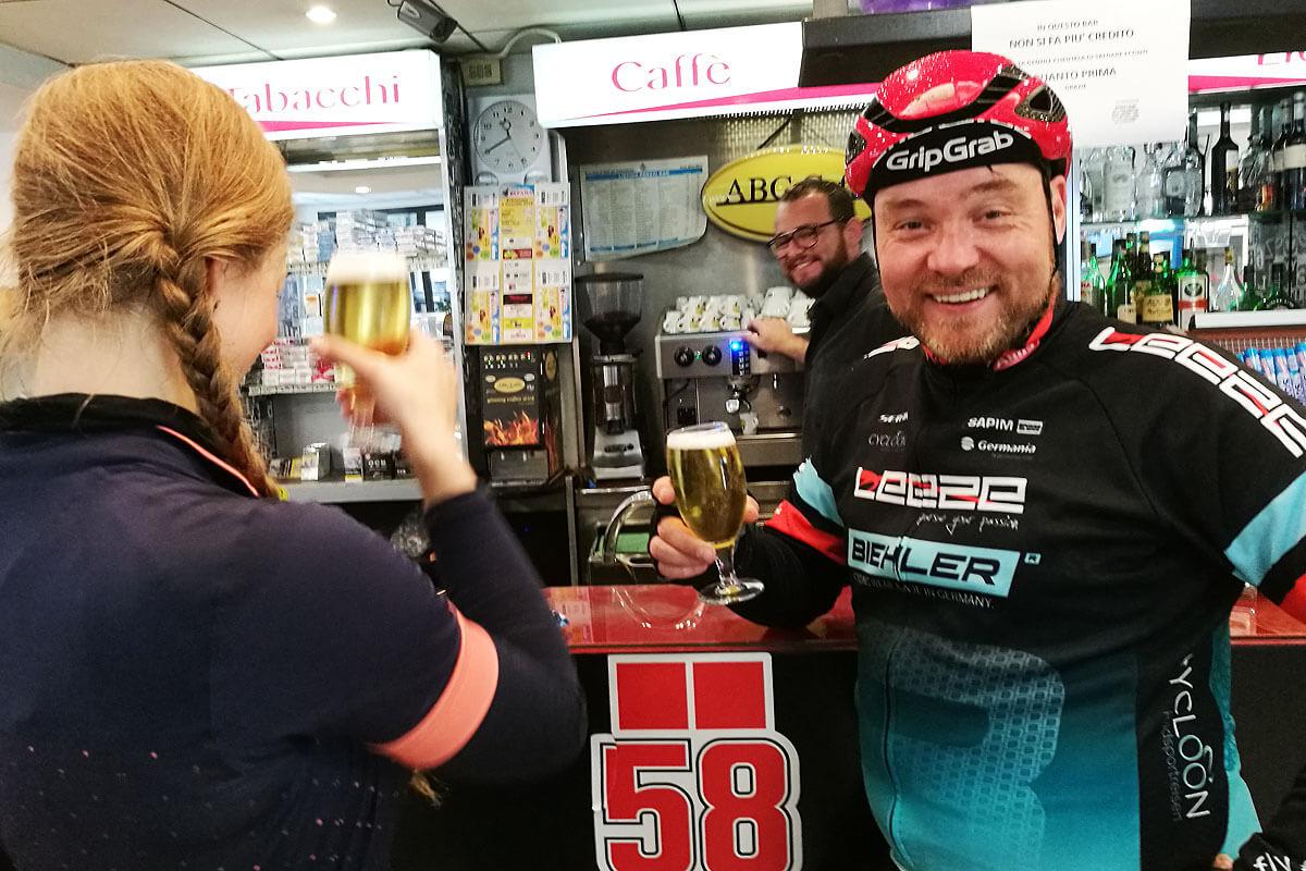 Imbiss Bier San Marino