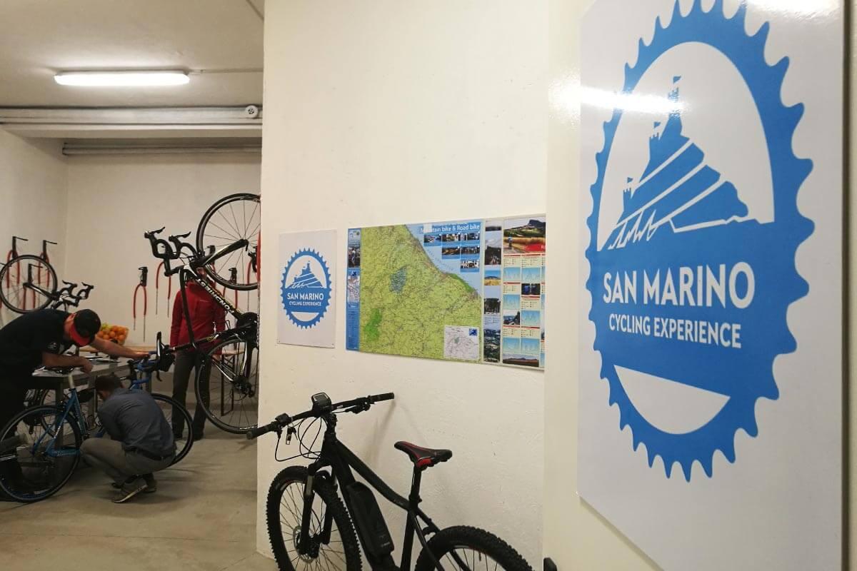 San Marino Cycling Experience