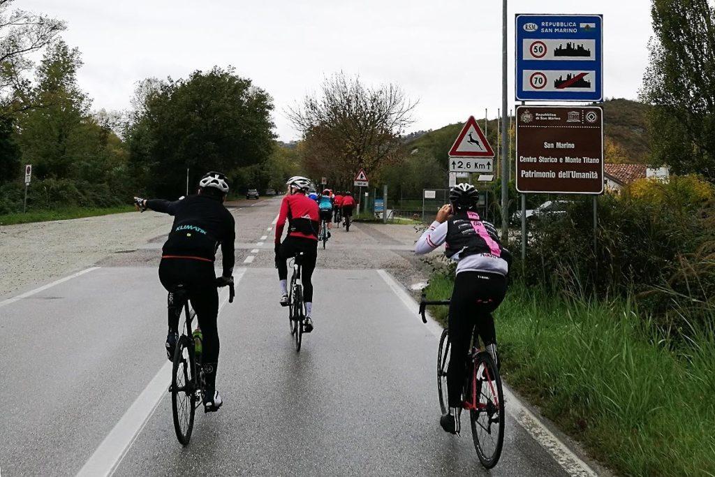 San Marino Verkehr