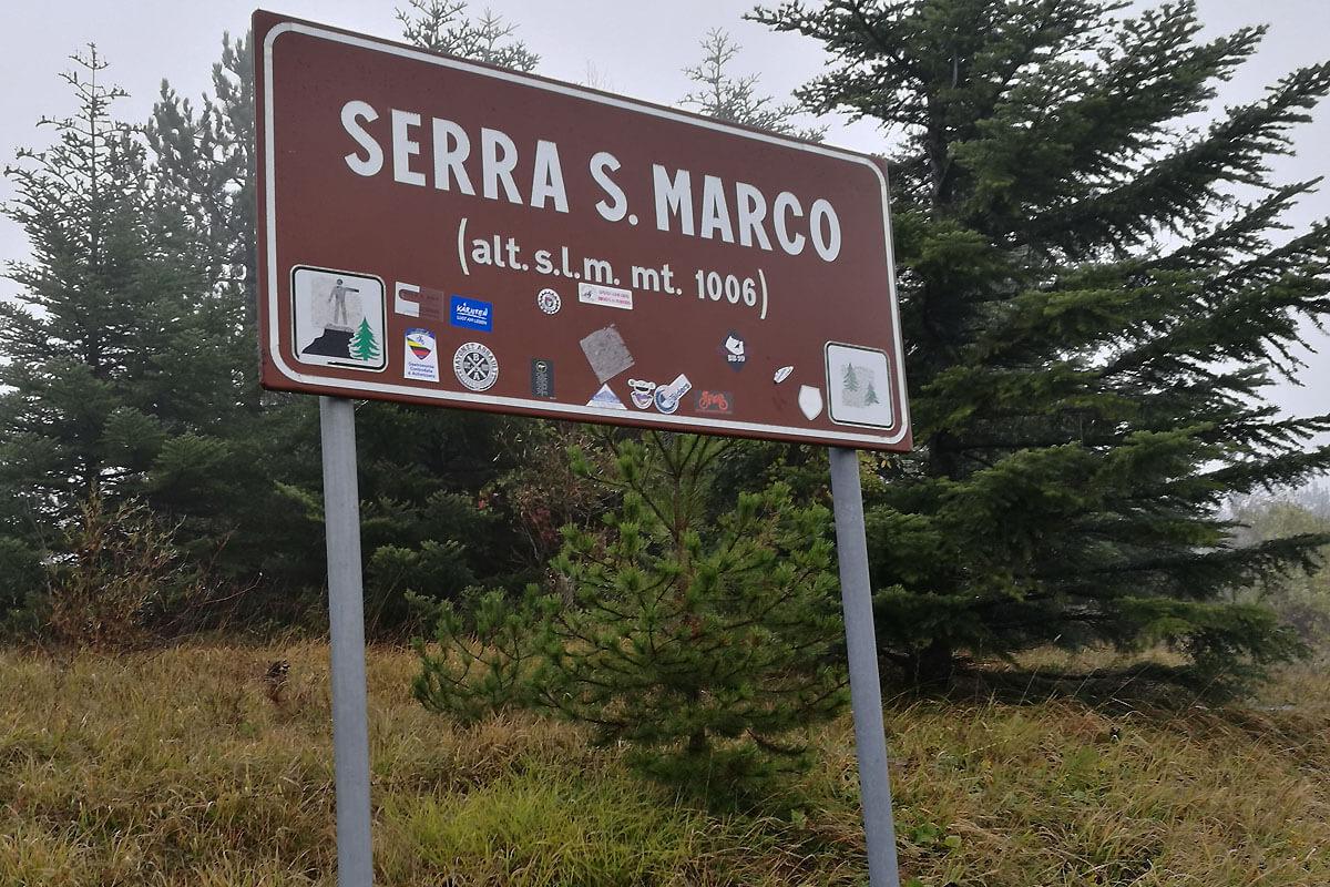 Serra San MArco PAss 1006