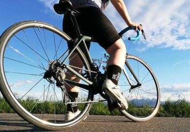 Damen Trägerradhosen Test