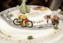 Fahrrad Hochzeitstorte