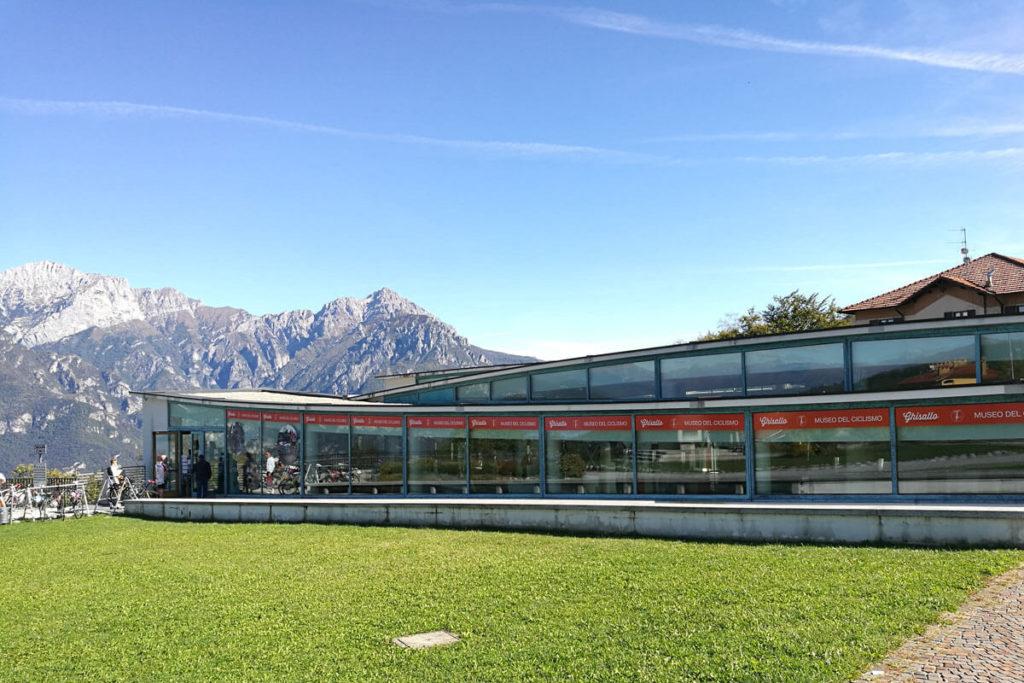 Museo del Ciclismo - Radsportmuseum Ghisallo