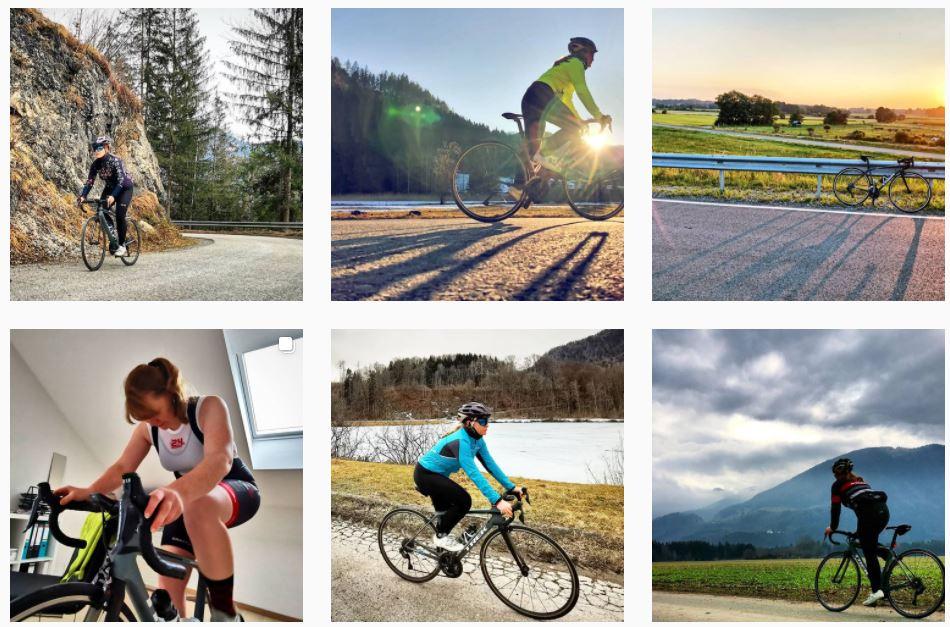 Carolyn Ott-Friesl - Ciclista.net auf Instagram