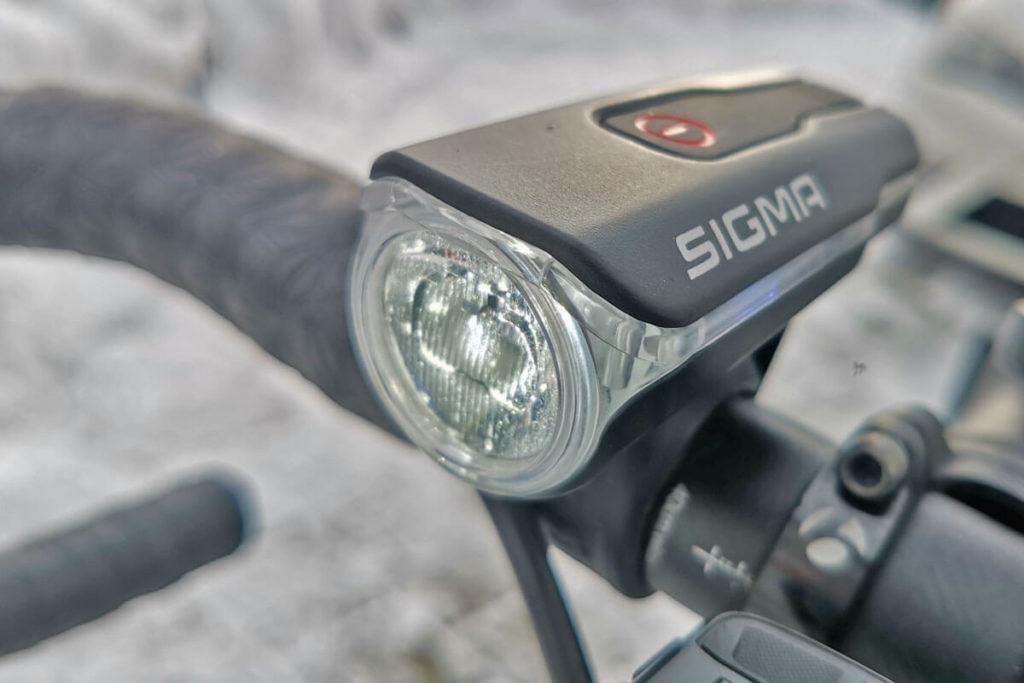 Sigma Aura 60 USB Frontlicht Rennrad Gravel