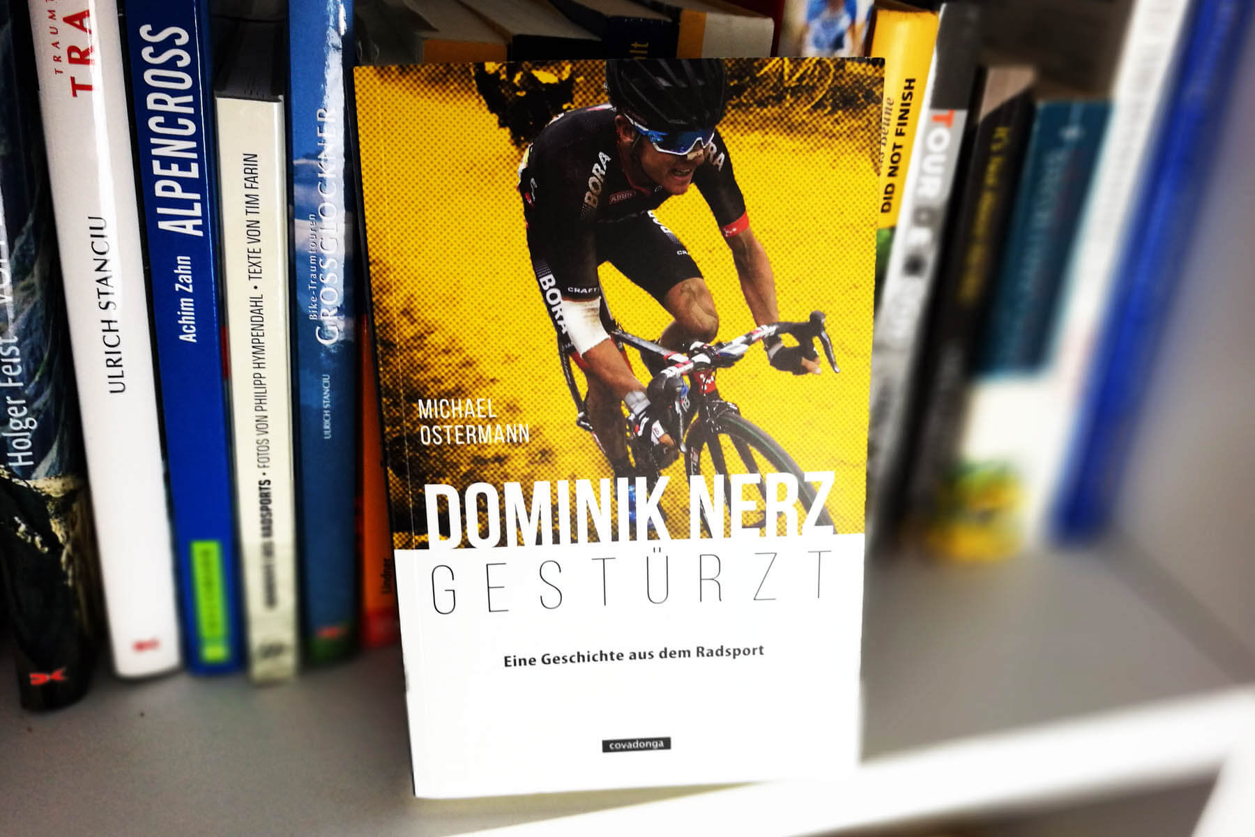 dominik nerz michael ostermann buch radsport