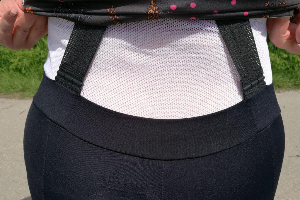 rh+ Damenradhose Verschluss hinten