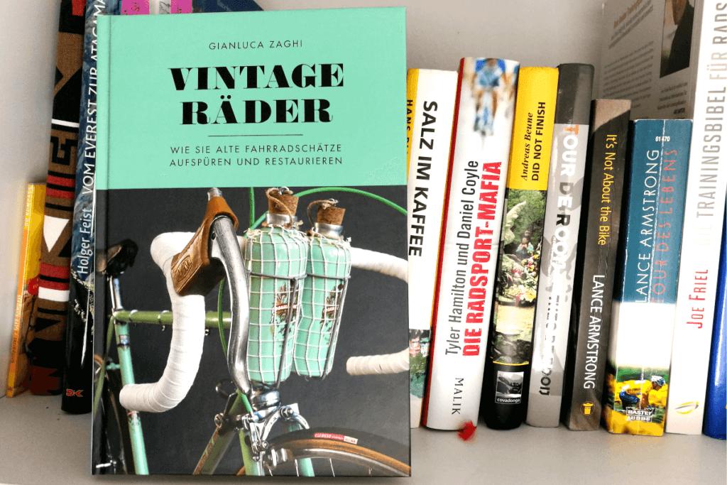 Vintage Räder Buch